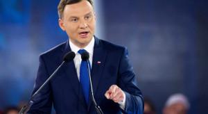Andrzej Duda do Małgorzaty Kidawy-Błońskiej: wyrazy szacunku za start