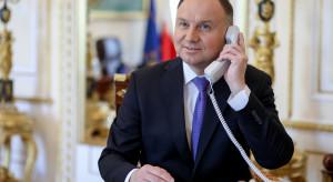Prezydent Niemiec pogratulował polskim władzom skutecznej strategii ws. ograniczenia epidemii