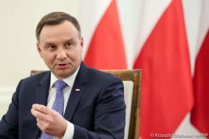 Andrzej Duda powołał córkę na swego doradcę
