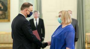 Andrzej Duda przypieczętował skład nowego kierownictwa Sądu Najwyższego