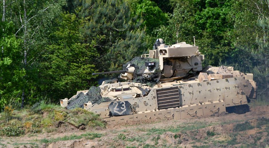 Szef MON: obecność wojsk USA wyrazem zaufania