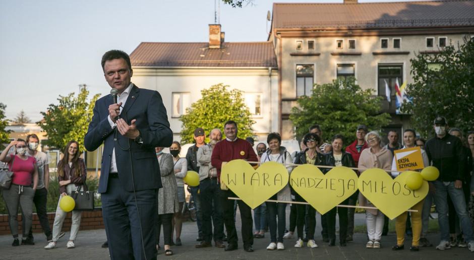 Hołownia: Trzaskowski nie powinien zostać prezydentem