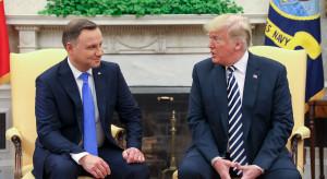 Spotkanie Andrzeja Dudy z Donaldem Trumpem. Prezydent zdradził tematy