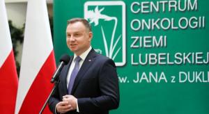 Przed spotkaniem z Trumpem Andrzej Duda będzie rozmawiać z sekretarzem generalnym NATO