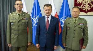 Minister obrony powołał szefa sztabu Dowództwa Operacyjnego