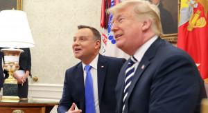 Andrzej Duda zdradził o czym rozmawiać będzie z Donaldem Trumpem