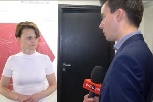 Emilewicz o Hołowni: łączy nas wspólnota przekonań