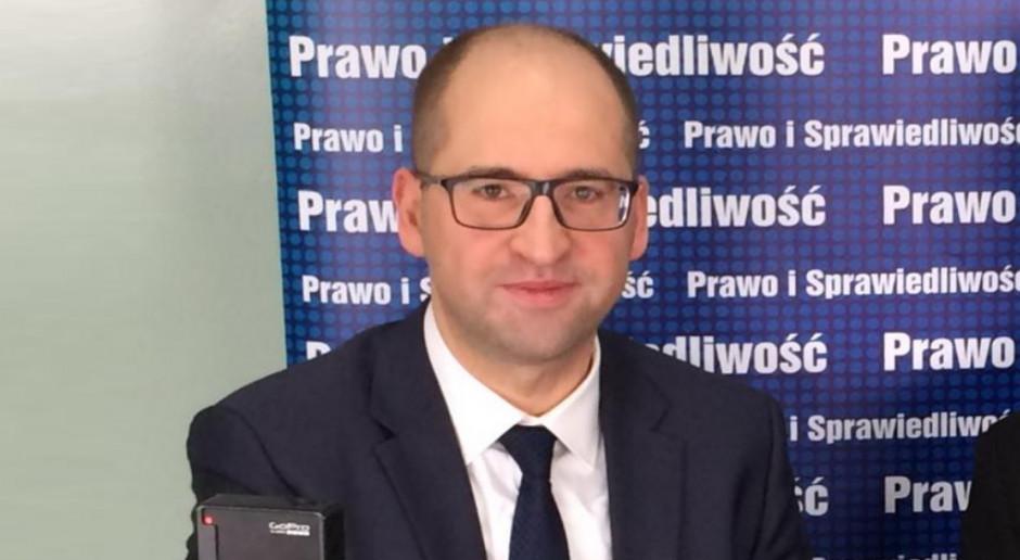 Bielan: Wzywamy Rafała Trzaskowskiego by nie uciekał od problemów