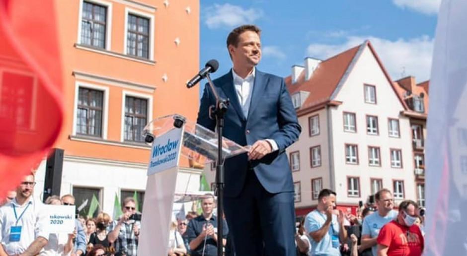 Trzaskowski do kandydatów opozycyjnych: rozmawiajmy, przede wszystkim o programie