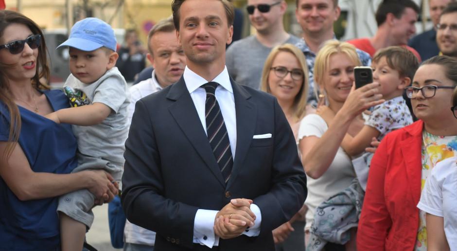 Bosak: nie ja, tylko Duda i Trzaskowski powinni przekonywać wyborców Konfederacji