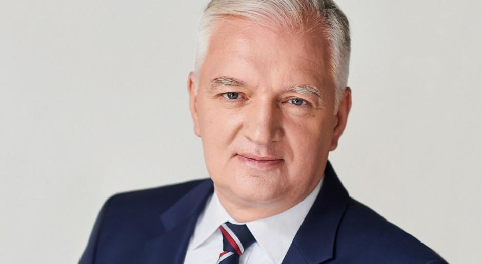 Gowin: wygrana Trzaskowskiego oznaczałaby trzy lata bezustannego konfliktu