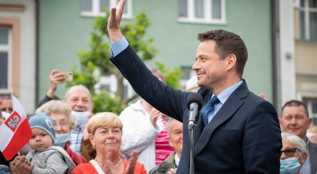 Trzaskowski: Dodaję do programu kwestie, które są ważne dla wyborców innych kandydatów
