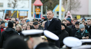 Kondolencje prezydenta po katastrofie samolotu na Ukrainie