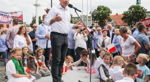 Andrzej Duda: wyborcy Bosaka tak jak ja chcą silnej Polski, która pamięta o słabszych
