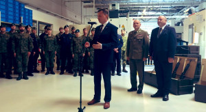 MON: Współpraca rządu i prezydenta kluczowa dla modernizacji wojska