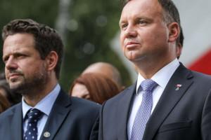 Rafał Trzaskowski nie będzie uczestniczył w zaprzysiężeniu Andrzeja Dudy