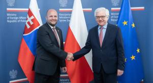 Minister Jacek Czaputowicz spotkał się z ministrem obrony narodowej Słowacji