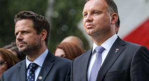 Rafał Trzaskowski: druga kadencja to szansa dla A. Dudy, by być bardziej niezależnym od PiS