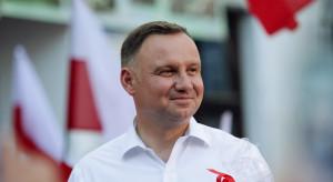 Andrzej Duda inauguruje drugą kadencję