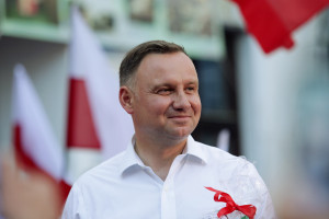 Andrzej Duda wraca do spotkań z Polakami
