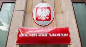 MSZ: będziemy wzywali UE, by w sprawie Białorusi podjęła zdecydowane działania