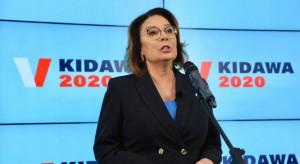 Kidawa-Błońska: poręczyłam za Nowaka, bo znam go wiele lat