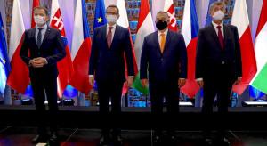 W Lublinie szczyt premierów Grupy Wyszehradzkiej m.in. o sytuacji na Białorusi