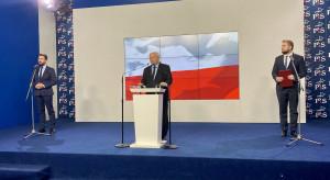 Anita Czerwińska: piłka jest cały czas po stronie Solidarnej Polski