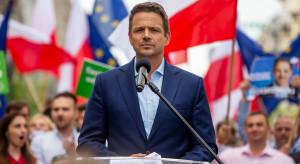 Trzaskowski: koniec opozycji totalnej
