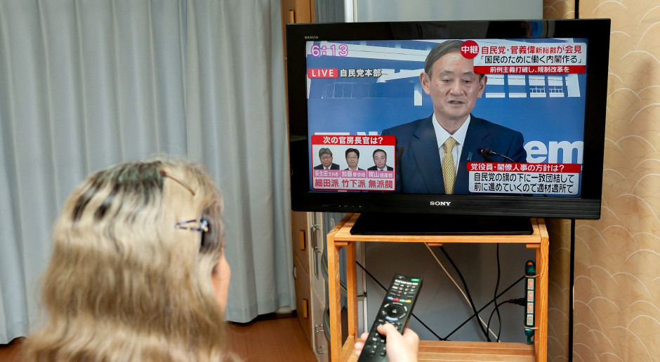 Japonia ma pierwszego nowego premiera od 8 lat