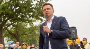 Szymon Hołownia: mogą do nas dołączyć kolejni posłowie