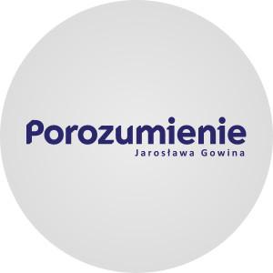 Porozumienie Jarosława Gowina - poparcie w sondażach przed wyborami parlamentarnymi 2019