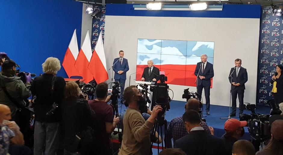Sondaż dla wPolityce.pl: 32 proc. badanych prognozuje rozpad koalicji Zjednoczonej Prawicy
