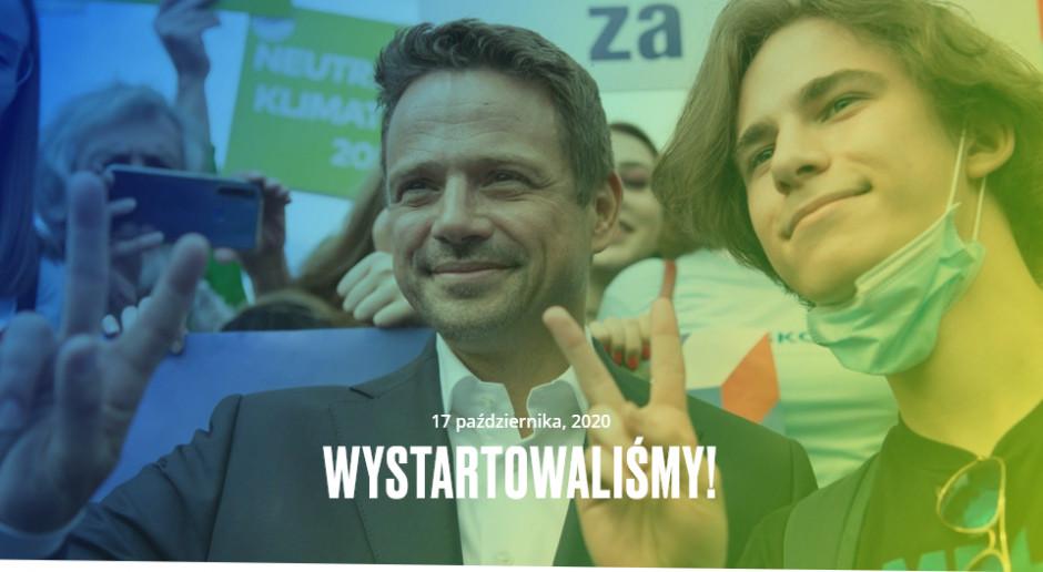"""Rafał Trzaskowski zainaugurował działalność ruchu """"Wspólna Polska"""""""