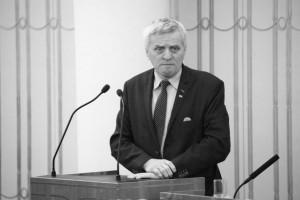 Były senator PiS zmarł na koronawirusa