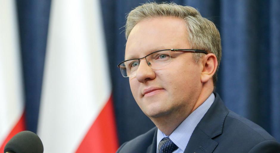 Szczerski: Wypłaty UE nie mogą być warunkowane czymkolwiek innym niż standardy europejskie