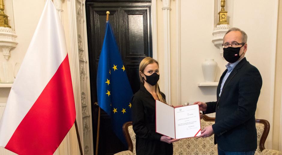 Anna Goławska nowym wiceministrem zdrowia
