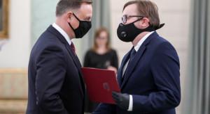 Paweł Szrot nowym ministrem w kancelarii Prezydenta