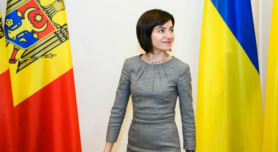 Prozachodnia Maia Sandu wygrała wybory prezydenckie w Mołdawii