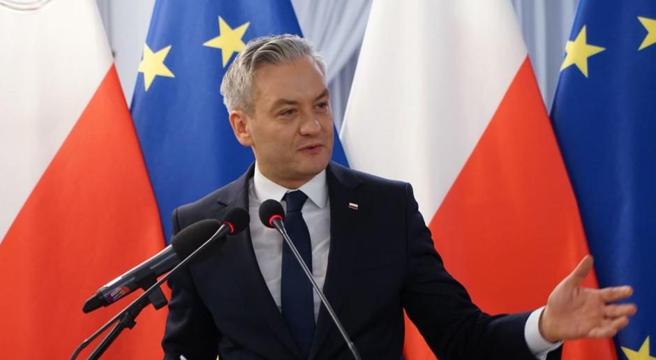 Biedroń: Nieprzyjęcie budżetu UE to katastrofa. Wierzę, że Kaczyński się opamięta