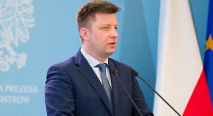 Szef KPRM: Jeśli UE będzie łamać traktaty Polska nie zgodzi się na przyjęcie budżetu