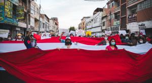 Peru ma nowego tymczasowego prezydenta