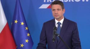 Trzaskowski: Weto ws. budżetu UE to przedsięwzięcie samobójcze