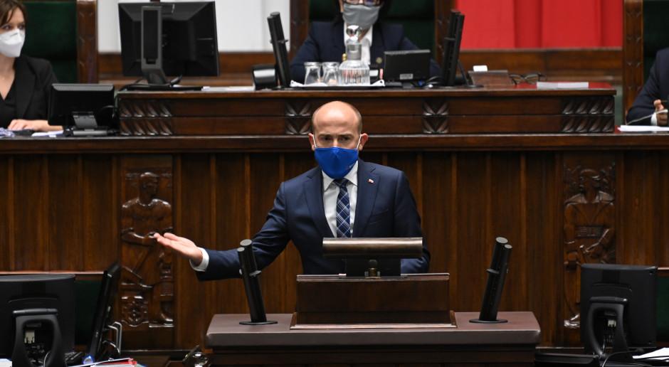 Borys Budka proponuje skrócenie kadencji Sejmu