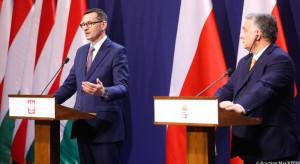 Morawiecki po spotkaniu z Orbanem: nie zawahamy się użyć weta