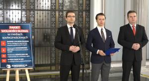 Konfederacja zaprezentowała Pakiet Wolności Słowa w mediach społecznościowych