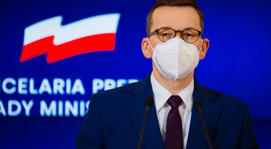 Rada Doradców Politycznych wesprze premiera Morawieckiego