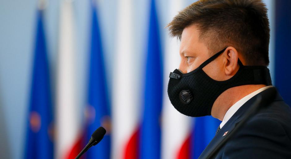 Michał Dworczyk: ze spokojem czekam na publikację raportu NIK