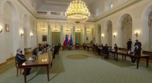 Prezydent: W pandemii strażacy z PSP i OSP stanęli na wysokości zadania