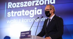 Niedzielski: Szczepionka Johnson & Johnson dotrze do Polski w II kwartale 2021 r.